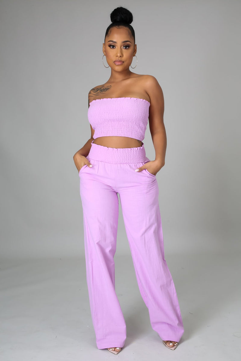 SUMMERTIME SET | LAVENDER-Set-Fashion Bombshellz | Online Boutique