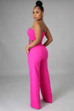SUMMERTIME SET | FUSCHIA-Set-Fashion Bombshellz | Online Boutique