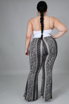 PAISLEY PANT-BOTTOMS-Fashion Bombshellz | Online Boutique
