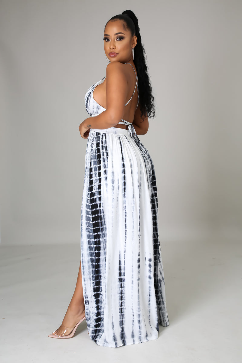 GETAWAY MAXI DRESS-DRESS-Fashion Bombshellz | Online Boutique