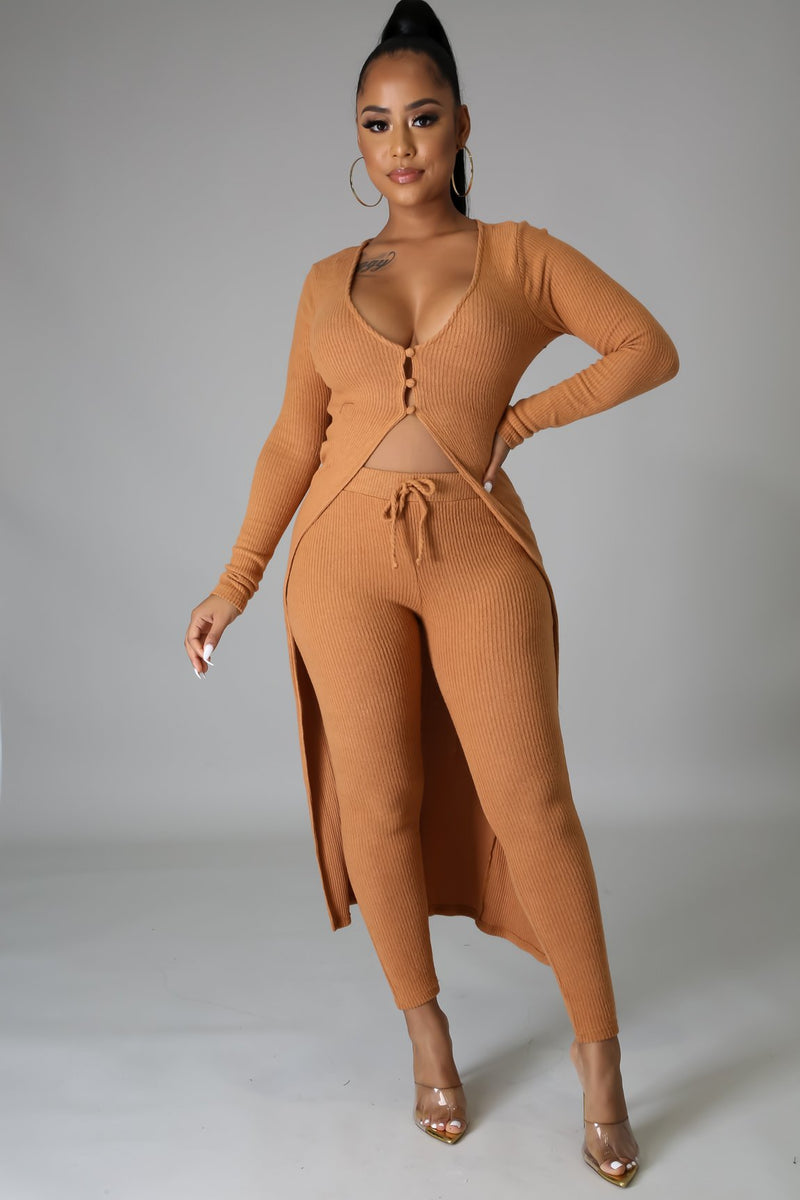 TAKE IT EASY PANT SET-Set-Fashion Bombshellz | Online Boutique