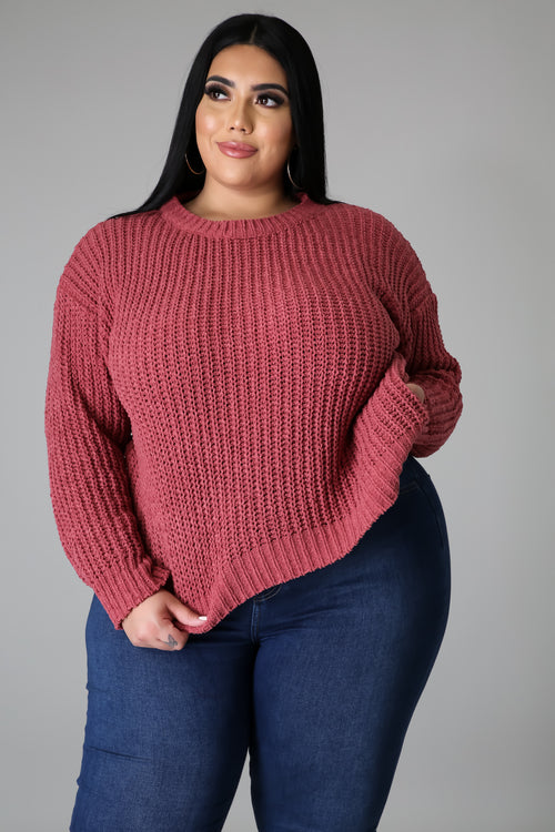 EMILY SWEATER-Tops-Fashion Bombshellz | Online Boutique