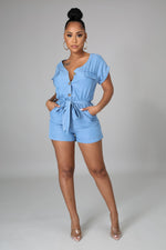 ANGEL ROMPER-ROMPER-Fashion Bombshellz | Online Boutique