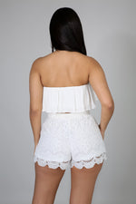 BLOSSOM SHORTS SET-Set-Fashion Bombshellz | Online Boutique