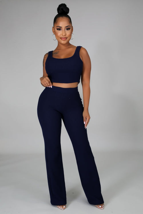 RELAXED PANTS SET-Fashion Bombshellz | Online Boutique