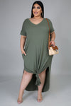 EVERYDAY T-SHIRT DRESS-DRESS-Fashion Bombshellz | Online Boutique