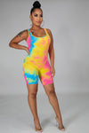 RAINBOW ROMPER-ROMPER-Fashion Bombshellz | Online Boutique