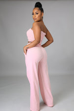 SPRING FLING PANT SET | PINK-Set-Fashion Bombshellz | Online Boutique