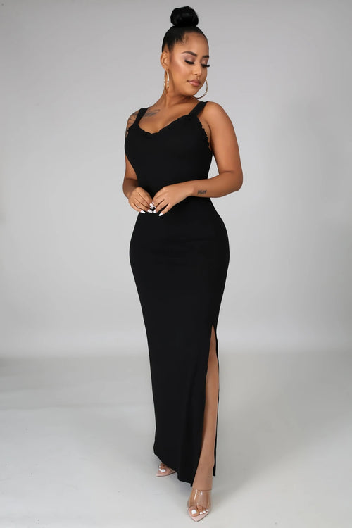 DREAM GIRL MAXI-DRESS-Fashion Bombshellz | Online Boutique