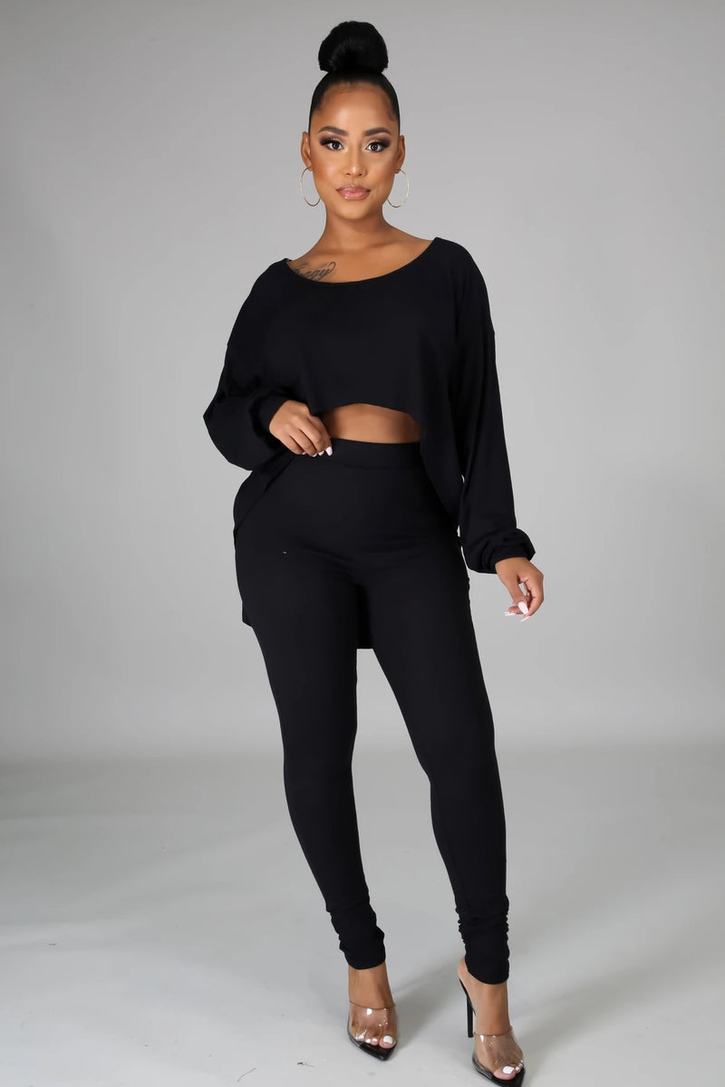 BROOKLYN PANT SET-Set-Fashion Bombshellz | Online Boutique