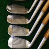 Star OA Set of Hickory Irons