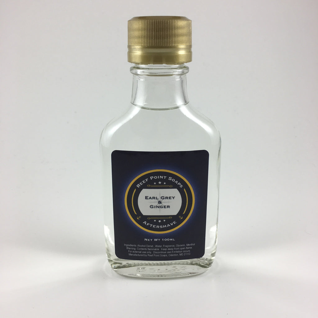 Earl Grey & Ginger Aftershave Splash