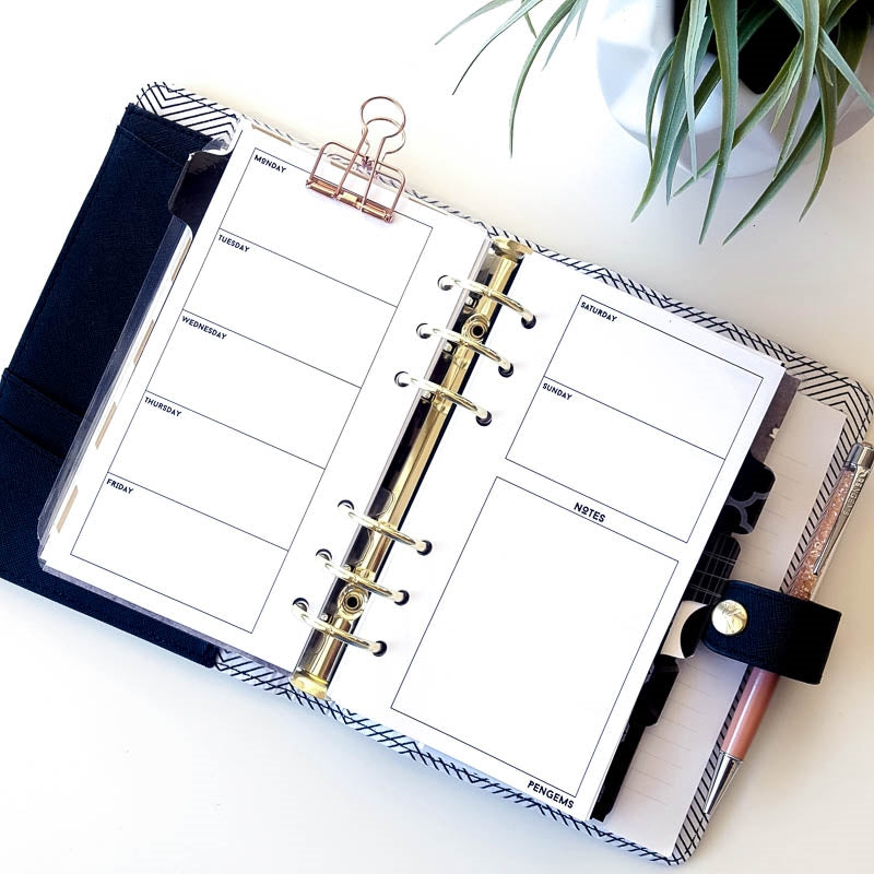 picture about Free Personal Planner Printables referred to as PenGems Site Tagged \