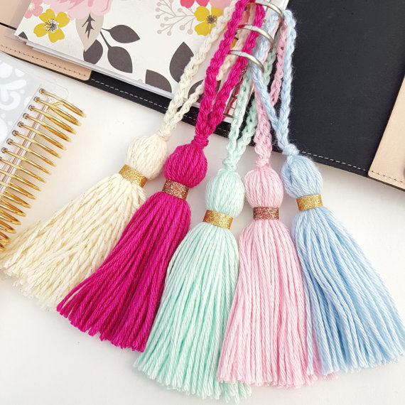 Paper Princess Plans Tassels