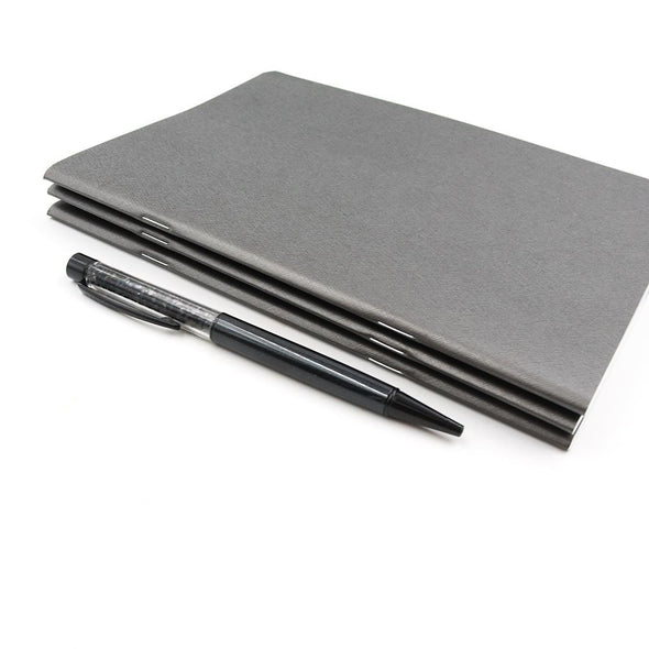 Classic Black | A5 Stone Paper Notebook Trio