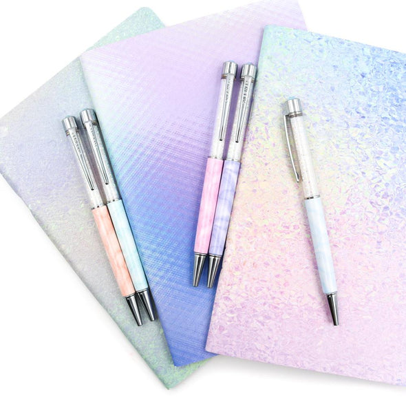 Iridescent | A5 Stone Paper Notebook Trio
