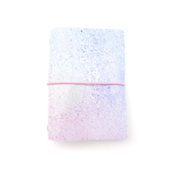Mini Notebook Cover | Northern Lights