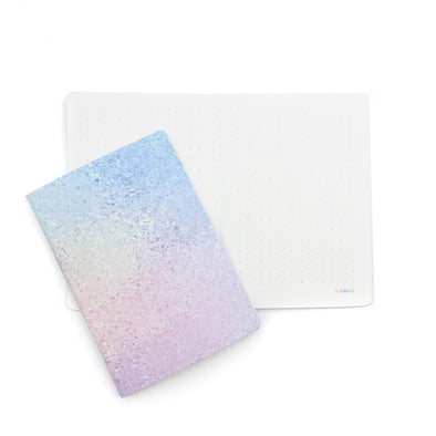 Accessories - Mini Stone Paper Notebook A7 | Northern Lights