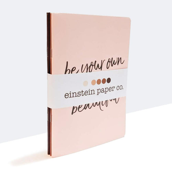 Accessories - Naked | A5 Stone Paper Notebook Trio