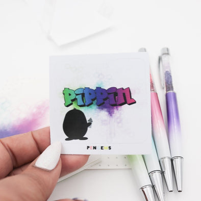 Accessories - Pippin Airbrush Removable Sticker Decal | Limited Edition