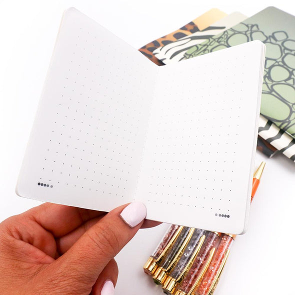 Safari | A7 Mini Stone Paper Notebook (Single)