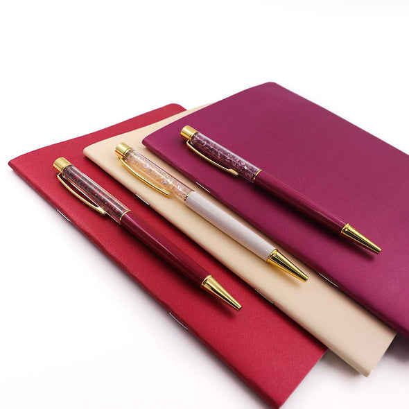 Accessories - Wine Country Solids A5 | Stone Paper Notebook Trio