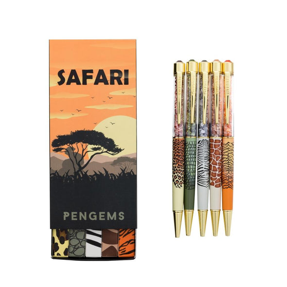 Safari Boxed Set