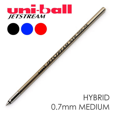 Uni-ball Jetstream Refill Ink Cartridge 0.7mm Medium - PenGems - 1