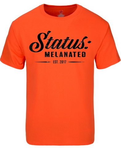 Status Melanated Men's Tee