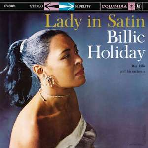 Billie Holiday With Ray Ellis And His Orchestra<br>★<br>Lady In Satin