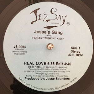 Jesse's Gang With Farley Funkin Kieth<br>★<br>Real Love