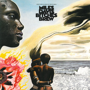 Miles Davis<br>★<br>Bitches Brew