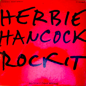 Herbie Hancock<br>★<br>Rockit (Extended Dance Version)