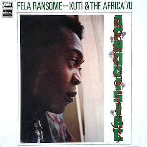 Fela Ransome-Kuti & The Africa '70<br>★<br>Afrodisiac