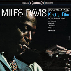 Miles Davis<br>★<br>Kind Of Blue
