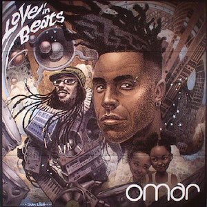Omar<br>★<br>Love In Beats