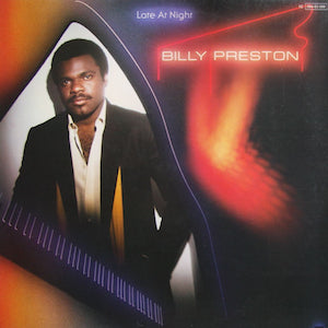 Billy Preston<br>★<br>Late At Night
