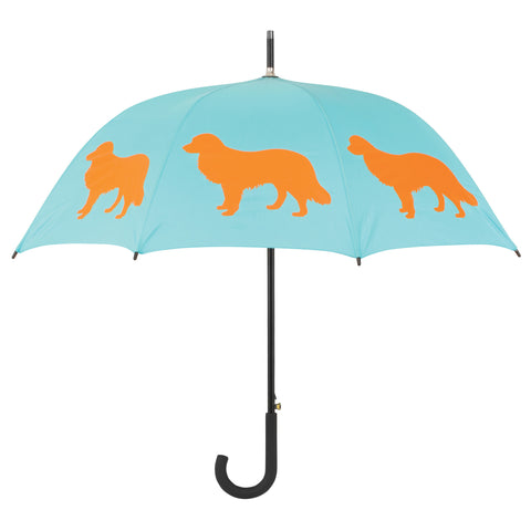 ** Border Collie Umbrella