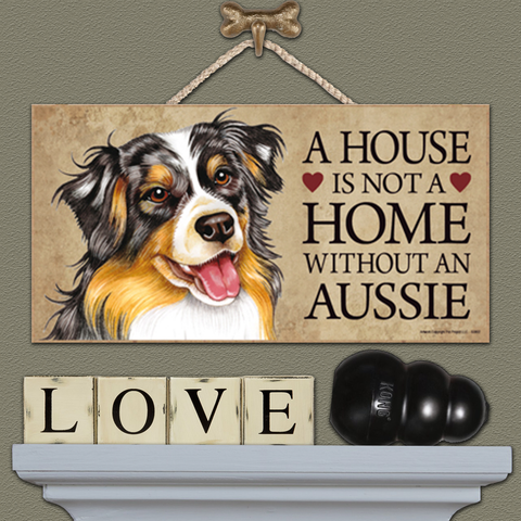 House is Not a Home - Aussie