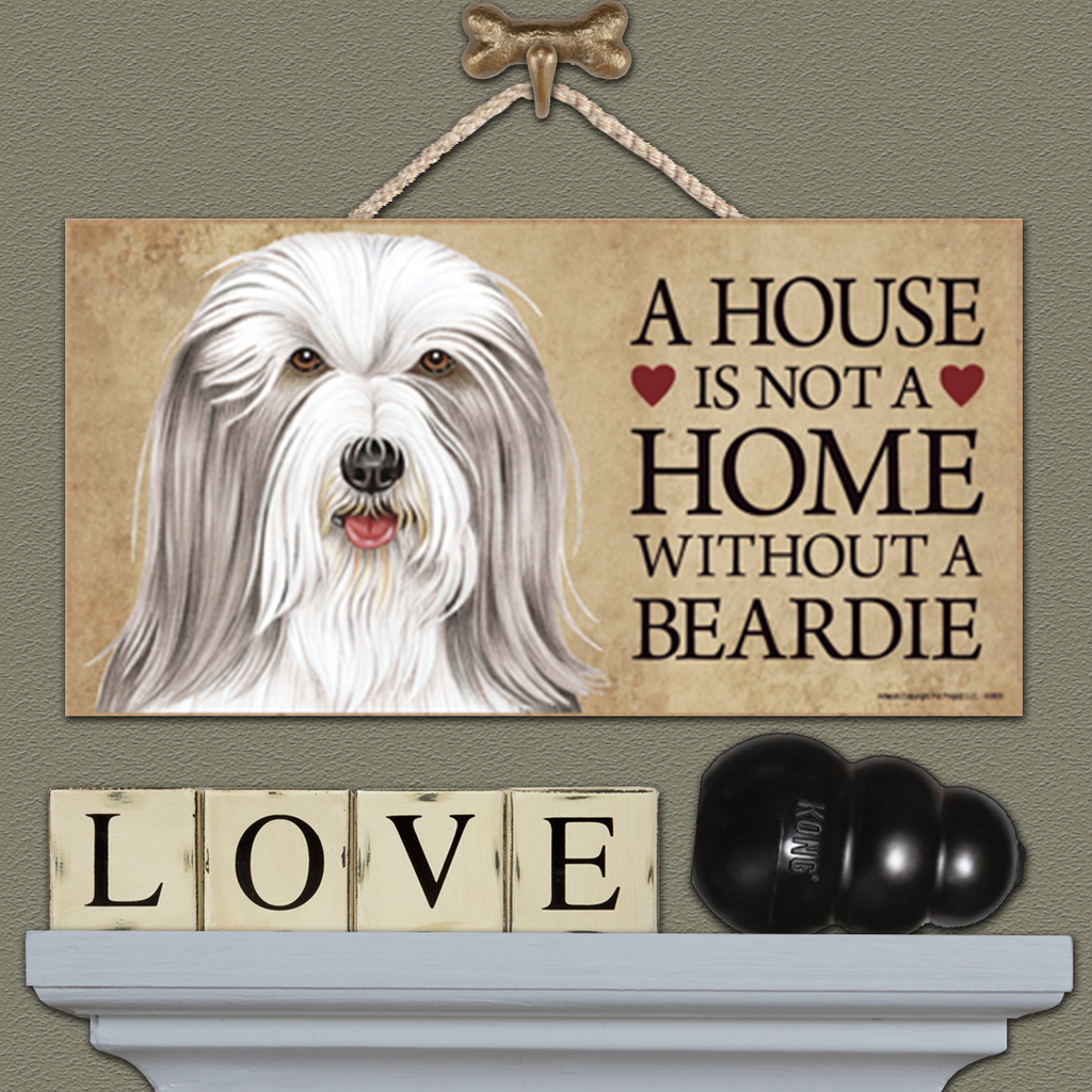 House is Not a Home - Beardie