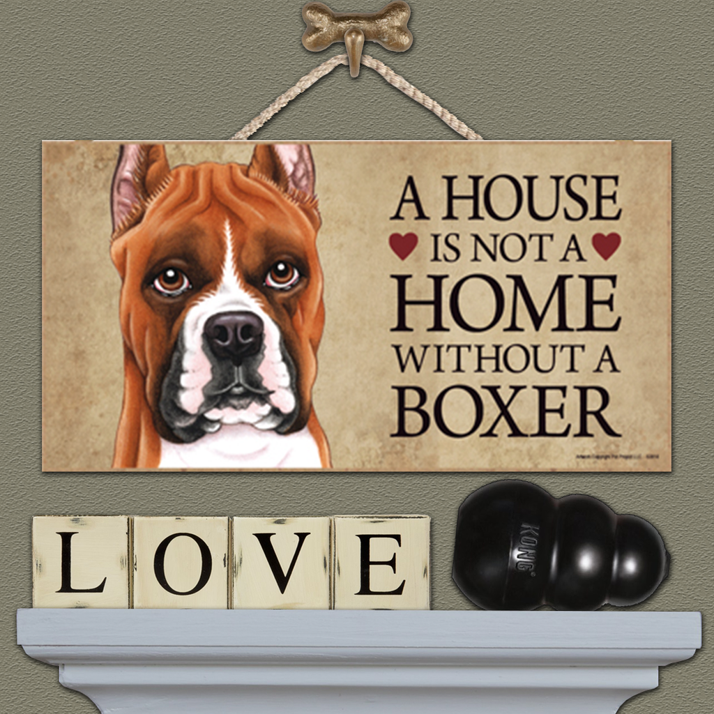 A House is Not a Home - Boxer Clipped
