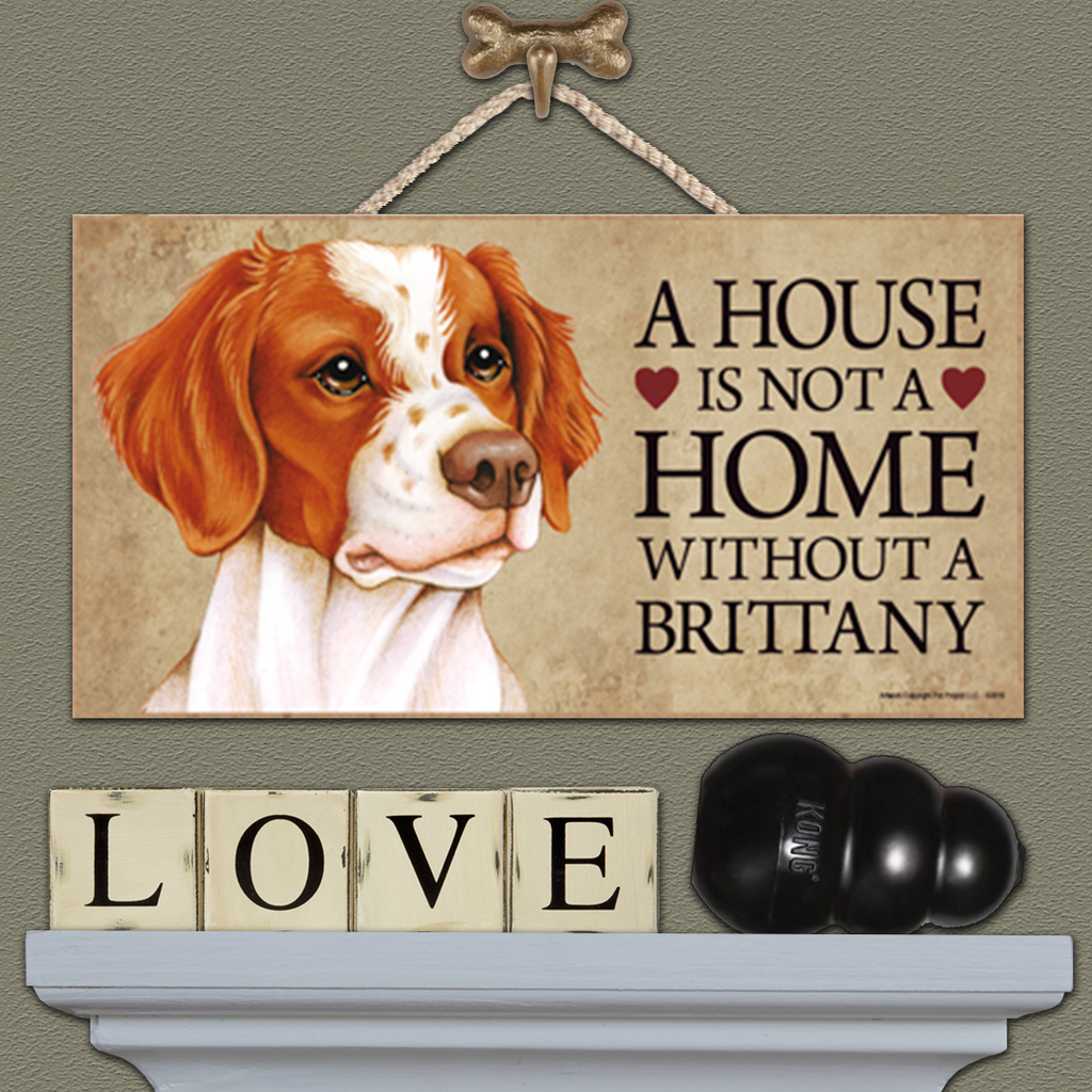 House is Not a Home - Brittany