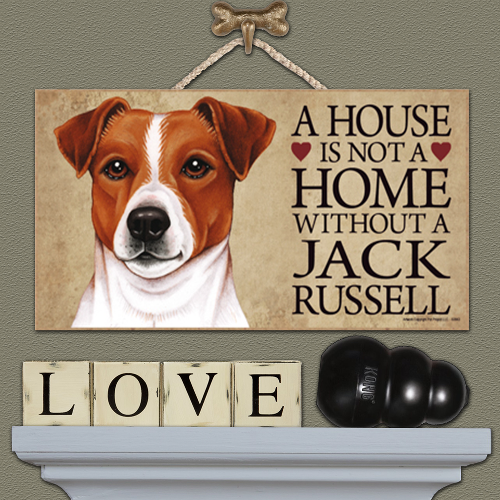 House is Not a Home - Jack Russel