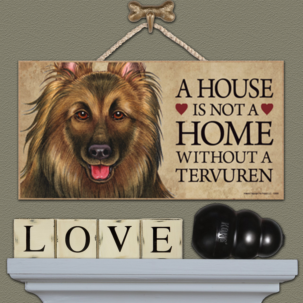 House is Not a Home - Tervuren