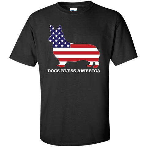 * Corgis Bless America - No Tail