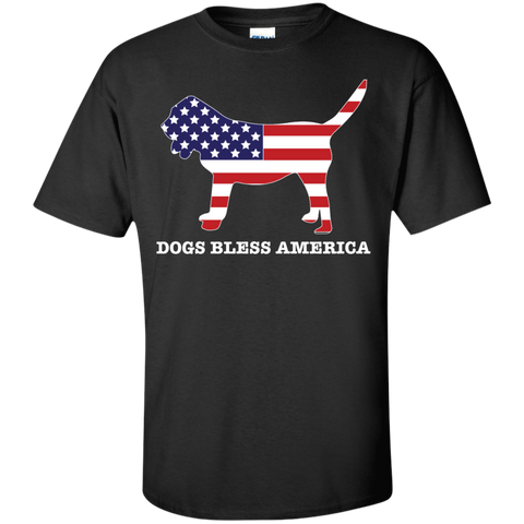 * Bloodhounds Bless America