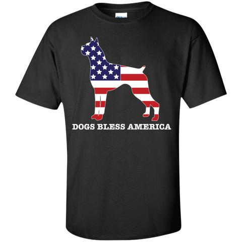 * Boxers Bless America - Cropped Ears