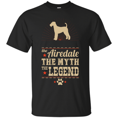 * The Legend Airedale - Unisex