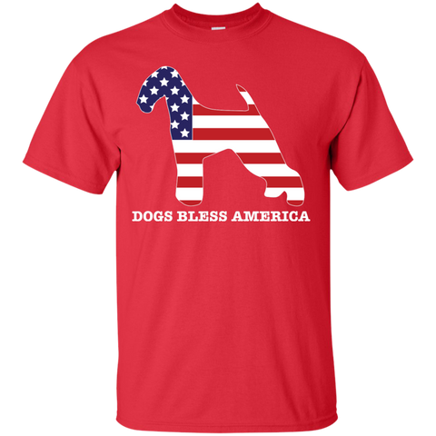Airedales Bless America