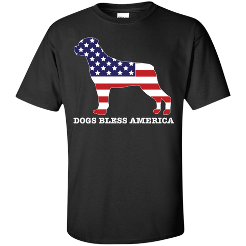* Rottweilers Bless America